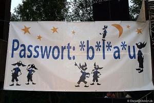 passwortblau
